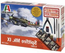 1:48 My First Model Spitfire Mk 1x Plane Kit