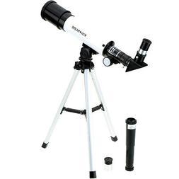1.5X 360/50mm Refractive Astronomical Telescope 50mm Monocul