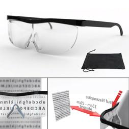 1.8x Magnifying Glasses Reading Glasses Magnifier 200% Magni