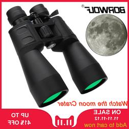 Borwolf 10-380X100 High magnification long range zoom 10-60