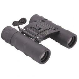 10 x 25mm Compact Folding Binoculars Rugged Armored Rubber B
