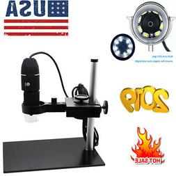 1000X Digital Magnification Microscope Magnifier Camera For