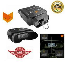 Nightfox 100V Digital Night Vision Infrared Binocular Zoom 3