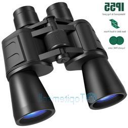 100x180 Day/Night Binoculars BAK4 High Power Optics Hunting