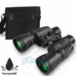 100X180 Military Binoculars Auto Focus Day Night Vision BAK4