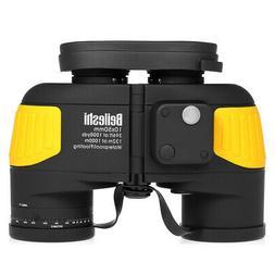10×50 Binocular Compass Marine Navigation Boating Binocular
