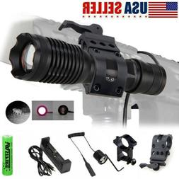 10W 940nm IR Infrared Light Zoomable Flashlight Night Vision