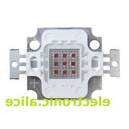 10W IR 840nm-850nm Infra-red High Power LED Chip Bead bulb L