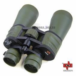 10x-120x90 HUGE Military Power Zoom Binoculars w Pouch Hunti