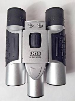 Vivitar 10x25 Binoculars With Built-in Digital Camera NWOT