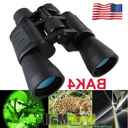 100X180 Binoculars with Night Vision BAK4 Prism High Power W