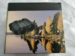 10x25 Folding High Powered Binoculars Perfect for Sports Gam