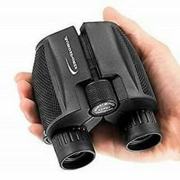 Aurosports 10x25 Folding High Powered Binoculars With Weak L