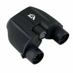 10x25 Folding High Powered Binoculars With Weak Light Night
