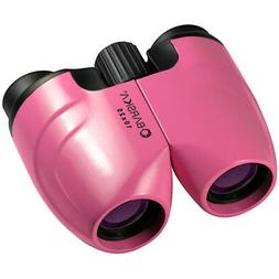 Barska 10x25 Pink Blueline Binoculars w/ Carry Case & Neck S