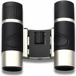 Merytes 10x25 Portable High Definition and Blue Film Binocul