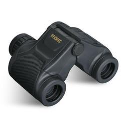 10x25 Zoom Folding Binoculars 3000M BAK-4 Outdoor Hunting Te