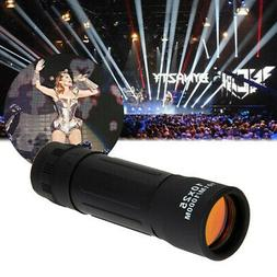 10x25 Zoom Optic Lens Telescope Night Vision Monocular Scope