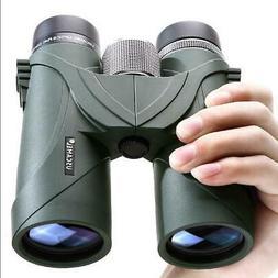USCAMEL 10x42 Binoculars Professional Telescope Military HD