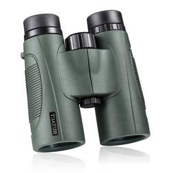 10X42 Compact Waterproof Binoculars for  Adult Hunting Bird