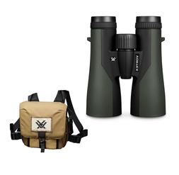 Vortex 12x50 Crossfire HD Roof Prism Binoculars with GlassPa