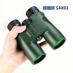 USCAMEL 10x42 Military HD Binocular Professional Hunting Com