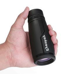 Eyeskey 10x42 Waterproof Portable Monocular BaK4 Prism Optic
