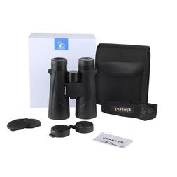 10x50 adults binoculars ultra hd with bak