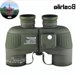 10X50 Army <font><b>Binoculars</b></font> Waterproof <font><