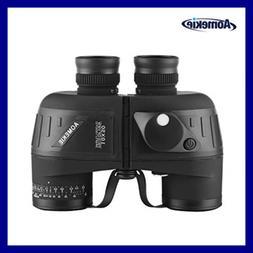 10X50 Binoculars ForAdults Marine Military Waterproof W Ra