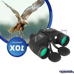 10X50 Binoculars For Adults with Night Vision Rangefinder Co