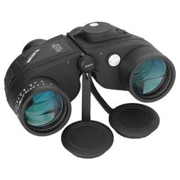 10X50 Binoculars For Stargazing BAK4 Prism Waterproof With R