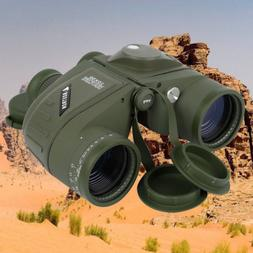 10X50 Camouflage Low Light Level Night Vison Binoculars Wate