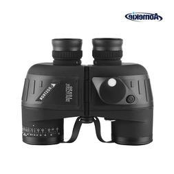 10X50 <font><b>Binoculars</b></font> with Rangefinder Compas