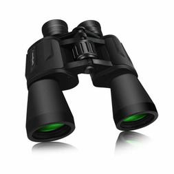 10x50 Full-size Binoculars Outdoor Camping Hunting Telescope
