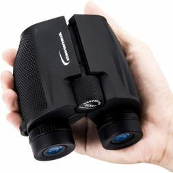 Aurosports 12x25 High Power Compact Binoculars Telescope for