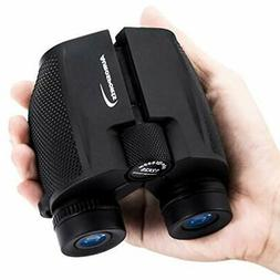 12x25 high power compact binoculars telescope
