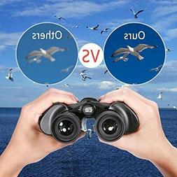 Bfull 12x50 Folding Binoculars Perfect Gift for Outdoor Hunt