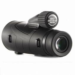12x50 Monocular Eyeskey Optics Waterproof Telescope Monocula