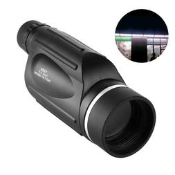 13x50 HD Rangefinder Spotting Scope Monocular with Reticle W