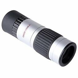 15x - 55x Zoom 21mm Compact Monocular