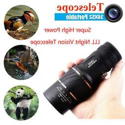 16X52 Portable Super High Power HD OPTICS Light Night Vision