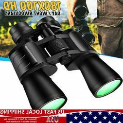 180 x 100 Zoom Day Night Vision HD Binoculars Hunting Telesc
