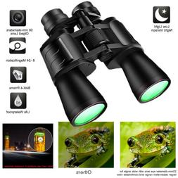 Day/Night 180x100 Military Zoom Powerful Binoculars Optics H