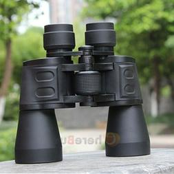 100x180 High Power Military Binoculars Day/Night BAK4 Optics