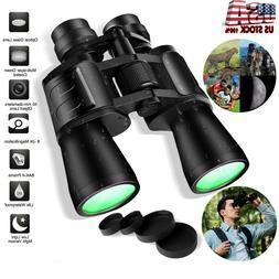 180x100 Zoom Day Night Vision Outdoor Travel Binoculars Hunt