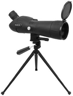 NcStar 20-60X60 Spotting Scope/Green Lens/Red Laser/with Tri