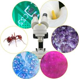 Swift 20X Student Binocular Fixed Stereo Microscope Cordless