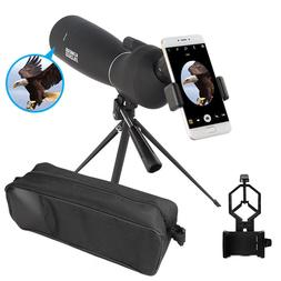 25-75X70 Spotting Scope BAK7 Astronomical Telescope With Tri
