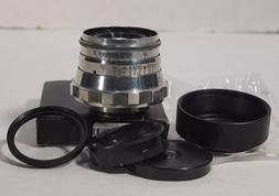 INDUSTAR - 26M for Leica 39mm Leica lens mount RF camera.